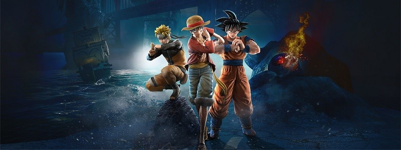 Jump Force выйдет в августе на Nintendo Switch
