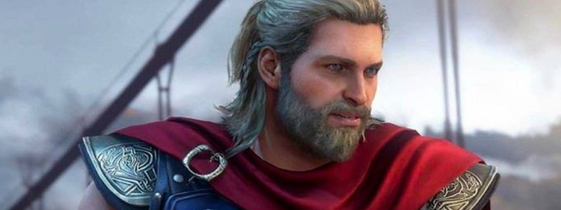 Новый взгляд на Тора из Marvel's Avengers
