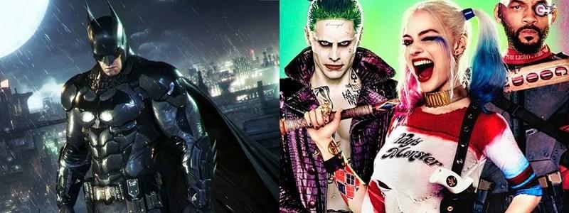 Подтверждены игры Batman: Gotham Knights и Suicide Squad: Kill The Justice League