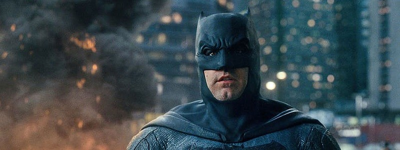 Фанаты DC требуют вернуть Бена Аффлека к роли Бэтмена