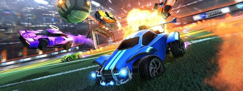 Rocket League удалили из Steam. Игру можно будет скачать бесплатно