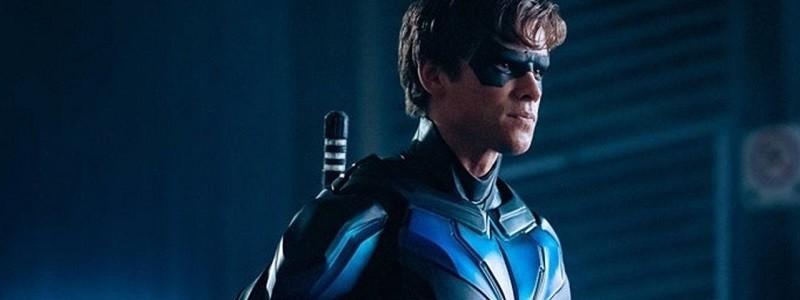 У Найтвинга будет новый костюм в 3 сезоне сериала «Титаны»