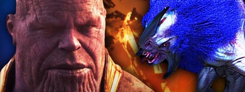 Раскрыто ужасающее существо, которое вы не заметили в «Мстителях: Война бесконечности»