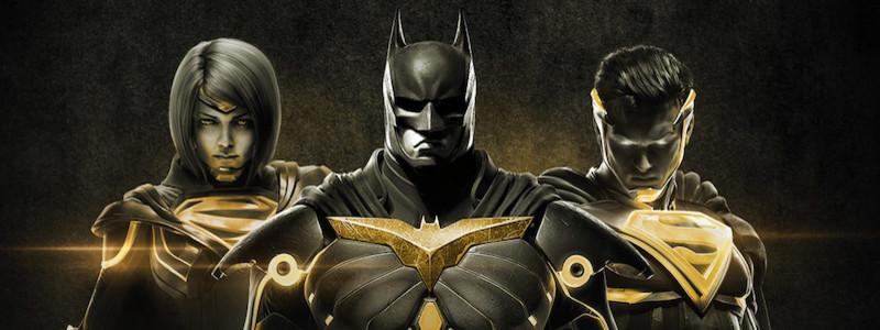 Постер игры Injustice 3 от BossLogic