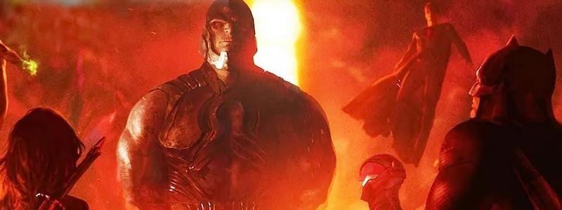 Бэтмен Аффлека против Дарксайда на этом постере «Лиги справедливости»