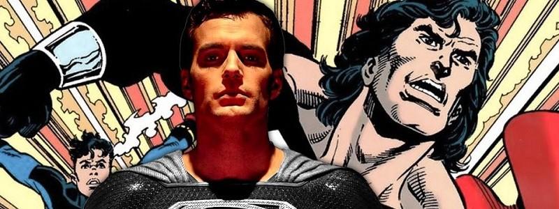 Как Супермен получит черный костюм в режиссерской версии «Лиги справедливости»