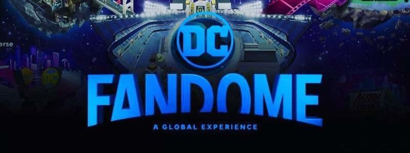 Где смотреть презентации DC FanDome онлайн