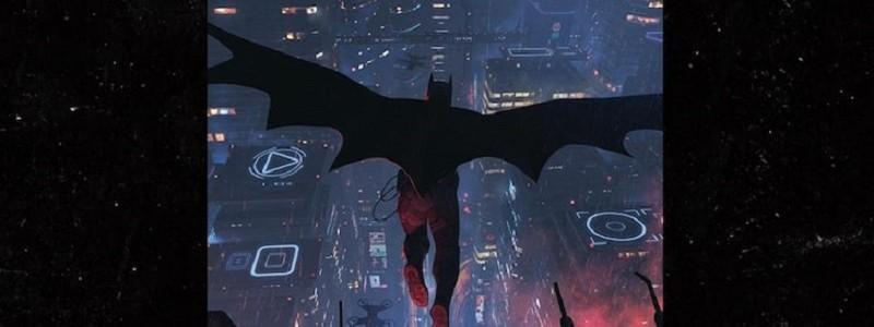 DC подтвердили появление черного Бэтмена