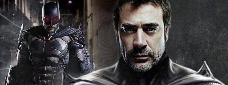 Показано, каким мог быть Бэтмен в киновселенной DC