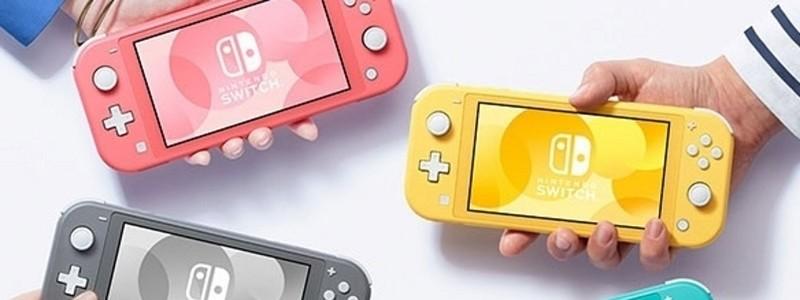 Новые игры для Nintendo Switch покажут 17 сентября
