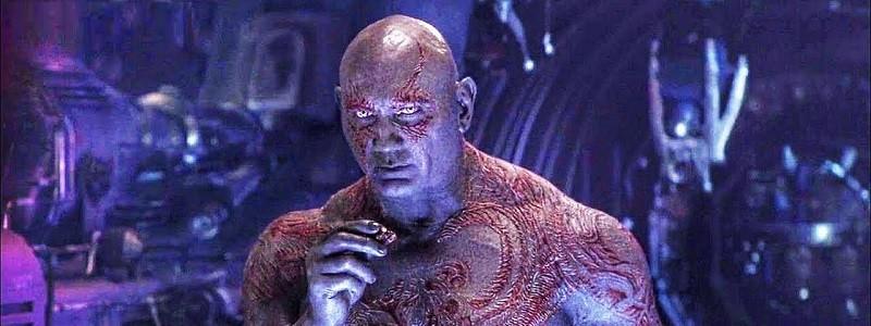 Дракс будет важной частью «Стражей галактики 3»