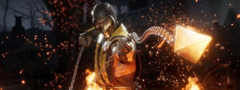 Игроки думают, что появился тизер новых персонажей Mortal Kombat 11