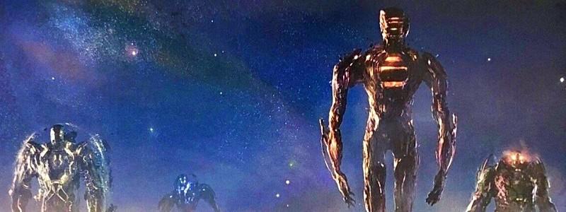 Marvel должны выпустить трейлер фильма «Вечные» в пятницу