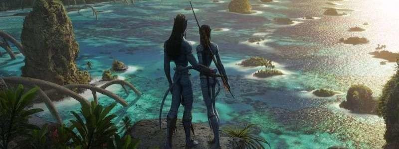 Новые кадры «Аватара 2» тизерят подводные сцены