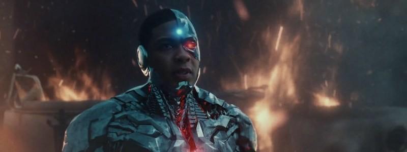 Инсайдер: Рэя Фишера заменят в роли Киборга в киновселенной DC