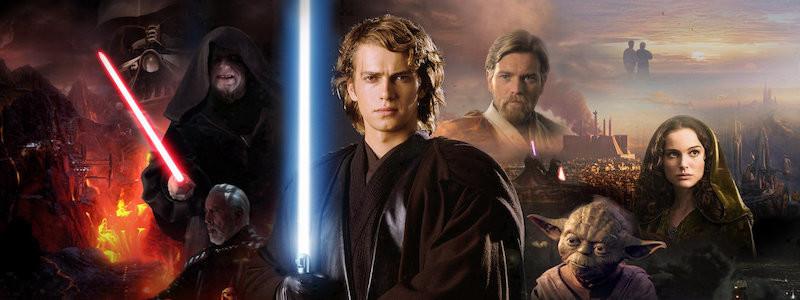 Новый таймлайн «Звездных войн» изменил название трилогии приквелов