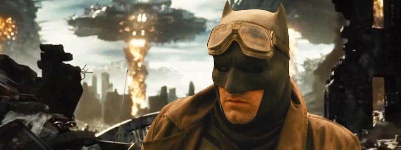 Другая версия Бэтмена на новом кадре режиссерский версии «Лиги справедливости»