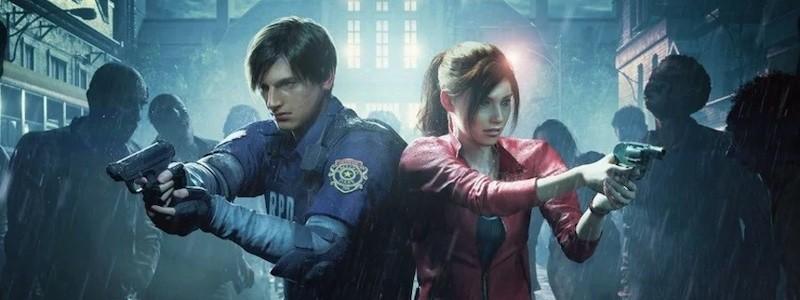 Новая Resident Evil Outrage выйдет в 2021 году только на Nintendo Switch