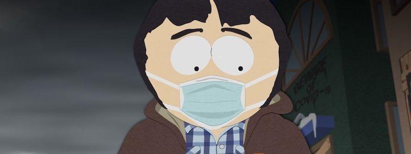 Трейлер специального эпизода «Южный парк» про вакцинацию коронавируса