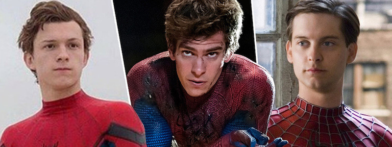 Подтверждено, что Тоби Магуйер и Эндрю Гарфилд сыграют в «Человеке-пауке 3»