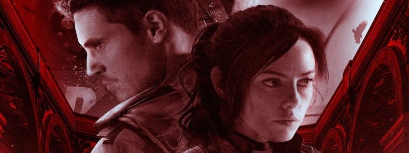 Первый постер новой экранизации Resident Evil