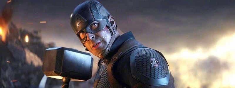 Marvel прокомментировали возвращение Капитана Америка в MCU