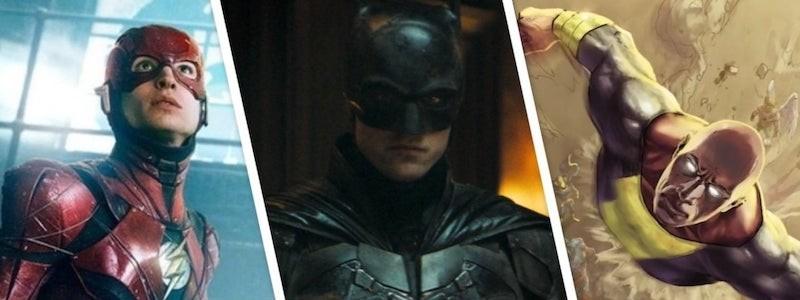 Все подтвержденные фильмы DC на 2022 год