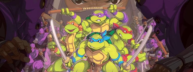 Новая игра про Черепашек-ниндзя выйдет на Nintendo Switch