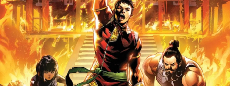 Появился намек на трейлер фильма «Шан-Чи и легенда десяти колец» от Marvel
