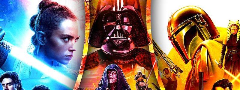 Специальный постер «Звездных войн» к 4 мая оказался без Мандалорца