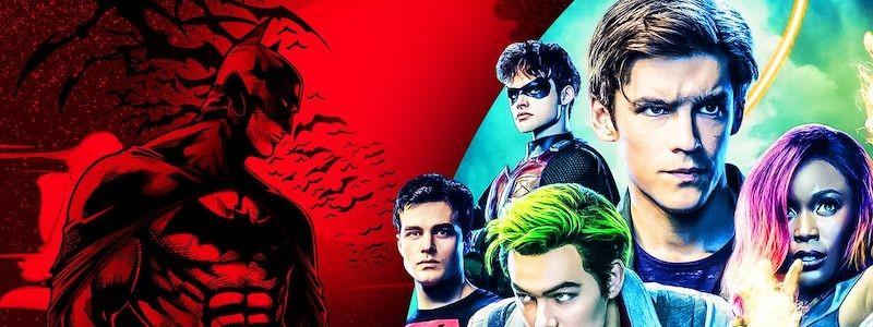 Культовое место «Бэтмена» на новых кадрах 3 сезона «Титанов»