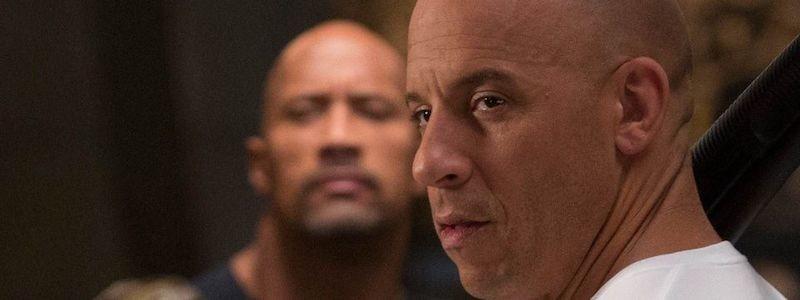 Слух: Вин Дизель не хочет видеть Дуэйна Джонсона в «Форсаже 10»