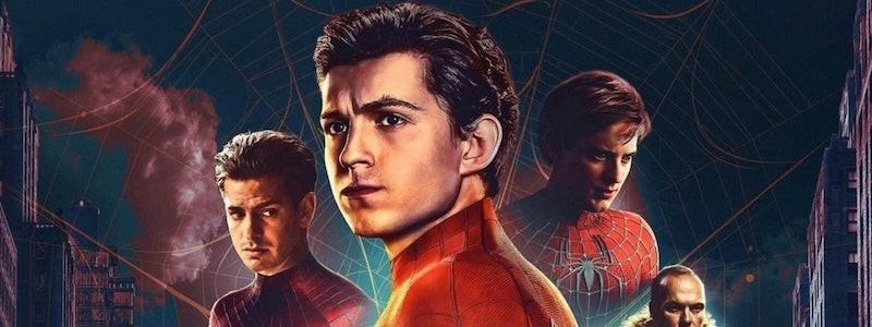 Зловещая шестерка на новом постере «Человека-паука: Нет пути домой» от фаната