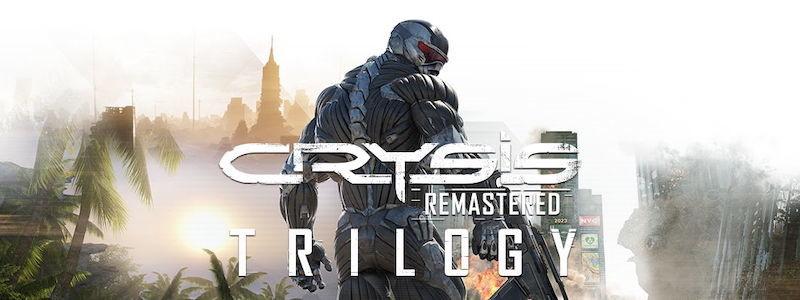 Crysis Remastered Trilogy выйдет осенью - первый трейлер