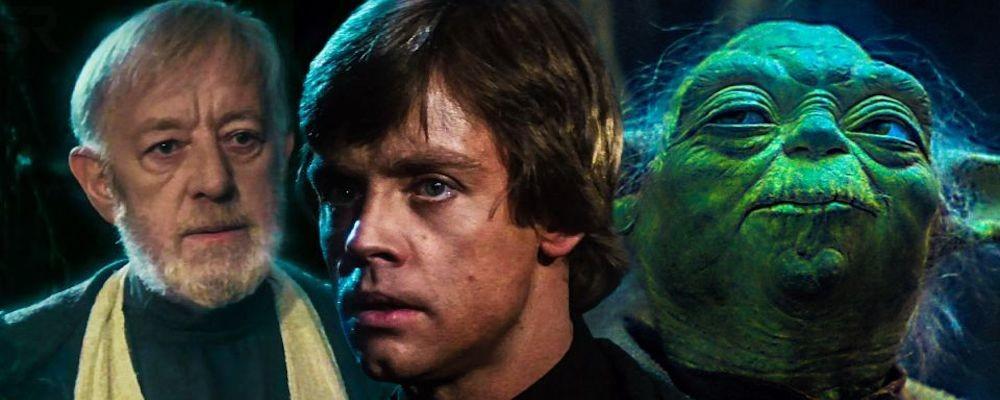 Удаленная сцена из «Звездных войн» объясняет, почему Оби-Ван солгал о смерти Энакина