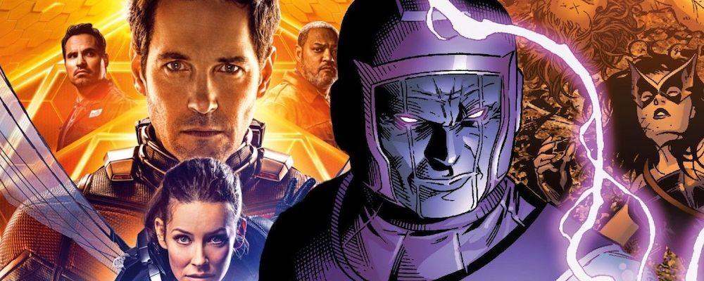 Marvel начали съемки фильма «Человек-муравей 3: Квантомания»