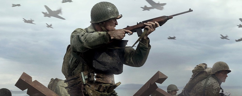 Activision тизерят сеттинг Call of Duty 2021