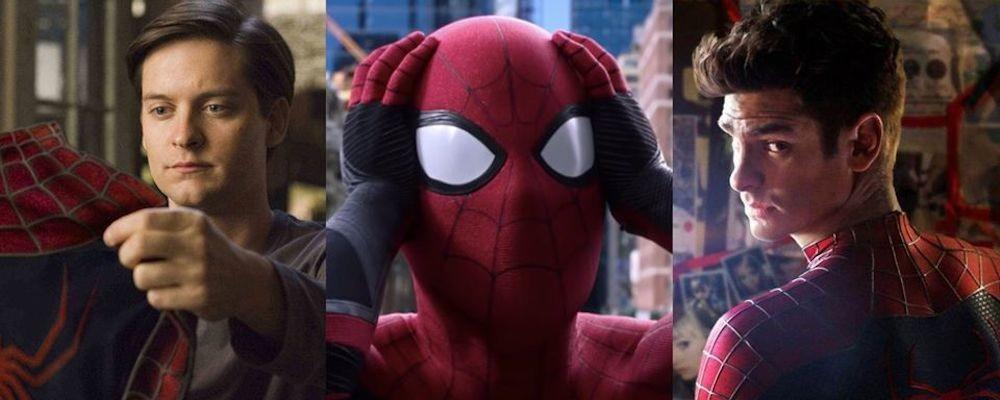 Где Тоби Магуайр и Эндрю Гарфилд в трейлере «Человека-паука 3»? - фанаты MCU
