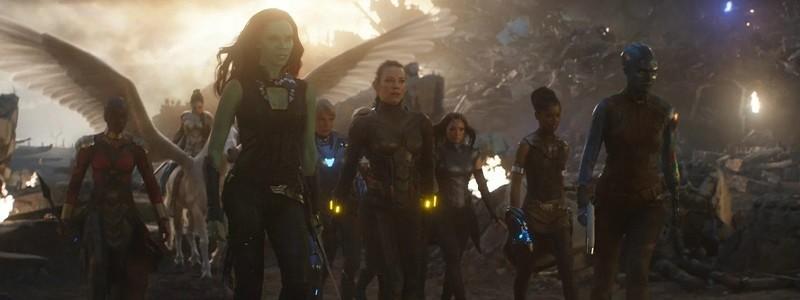 Раскрыт злодей фильма про женскую команду Marvel