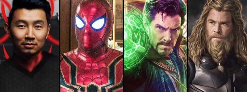 Marvel перенесли все фильм 4 Фазы MCU. Новые даты