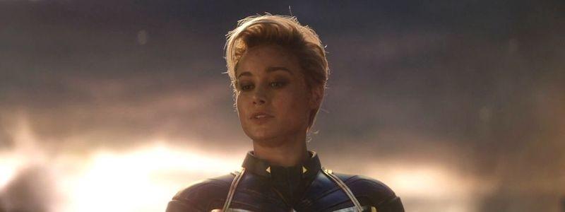Съемки «Капитана Марвел 2» начнутся в мае этого года