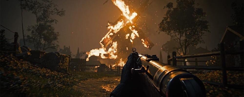 Первый трейлер и детали Call of Duty: Vanguard
