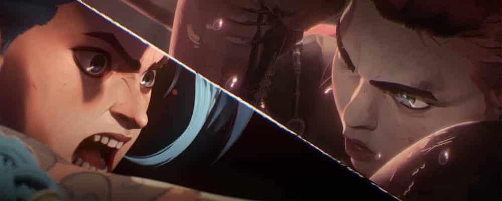 Первый трейлер и дата выхода сериала «Аркейн» по League of Legends