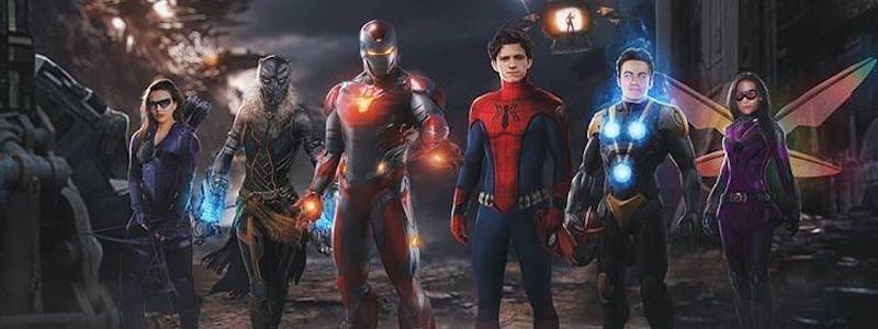 Инсайдер: Marvel работают над фильмом «Юные Мстители»