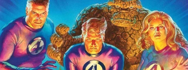 Marvel начали работать над фильмом «Фантастическая четверка»