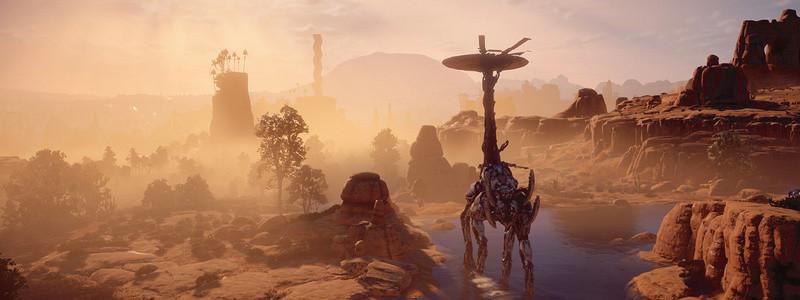 В январе в Horizon: Zero Dawn можно будет сыграть на ПК