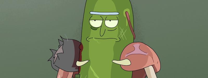Огурчик Рик вернется в 4 сезоне «Рика и Морти»?