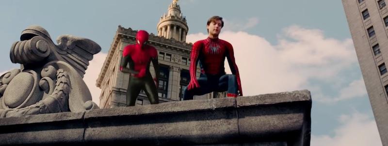 Три Человека-паука в киновселенной Marvel в новом видео