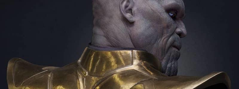 Лучший взгляд на изначальный облик Таноса в киновселенной Marvel