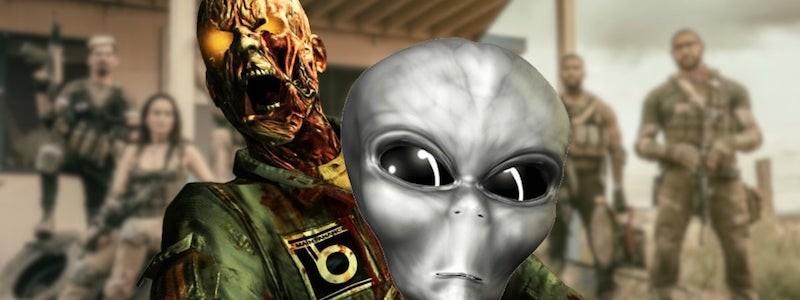 Источник зомби-вируса «Армия мертвых» Зака Снайдера тизерит инопланетян